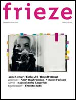 frieze issue 133