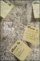 Cover of Lost in Space by Andrew Dodds, published by Book Works